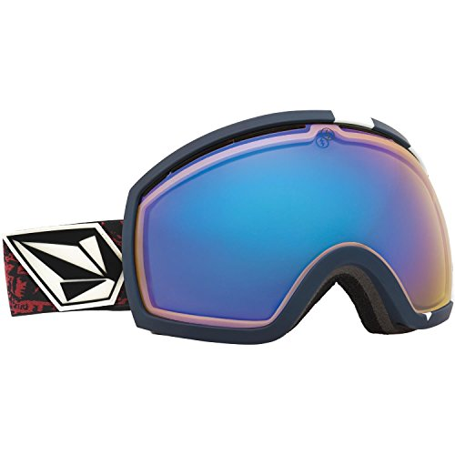 Eg2 Goggles Electric Snowboard (Collab Limited Edition Electric Eg2 Colab Blue Oversized Ski Snowboard Goggles)