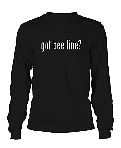 got-bee-line-mens-adult-long-sleeve-t-shirt-black-xxx-large