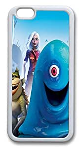 iphone 6 plus 5.5inch Case and Cover Monsters vs Aliens TPU Silicone Rubber Case Cover for iphone 6 plus 5.5inch White by mcsharksby Maris's Diary