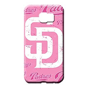 samsung galaxy s6 Classic shell Top Quality Eco-friendly Packaging cell phone covers san diego padres mlb baseball