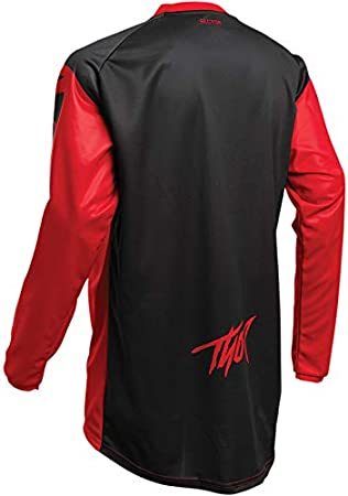 Thor Maillot Cross Adulte Sector Link Orange Taille XL