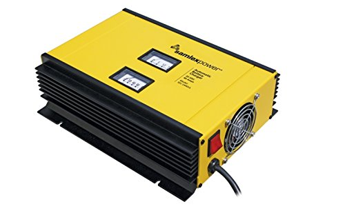 Gel Battery Voltage (Samlex SEC-2440UL Automatic 24V Switch Mode Battery Charger; Automatic operation for ALL Lead Acid Batteries Flooded, AGM or Gel Cell; User Configurable AC Input voltage 120 or 230 VAC, 50/60 Hz)
