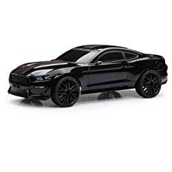 New Bright 1:12 Rc Full-function Chargers, Mustang, Black