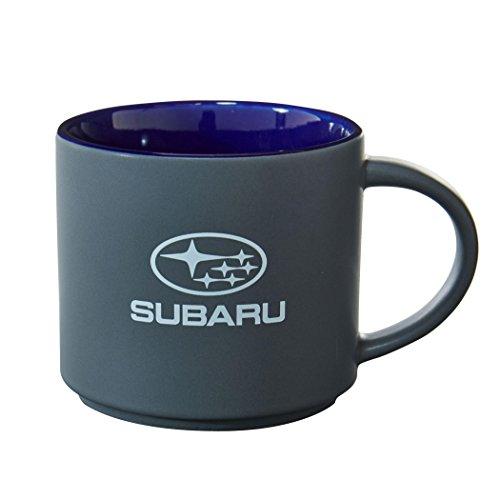 Large Subaru Logo 16 oz. Monaco Coffee Mug Sti Outback Forester Impreza wrx CUP