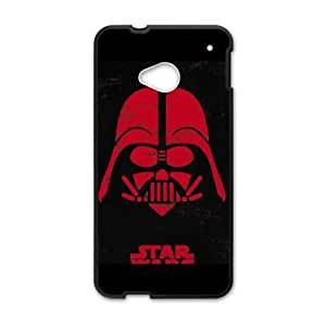 Darth Vader Face HTC One M7 Cell Phone Case Black Delicate gift AVS_713546