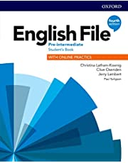 English File: Pre-Intermediate Student's Book with Online Practice