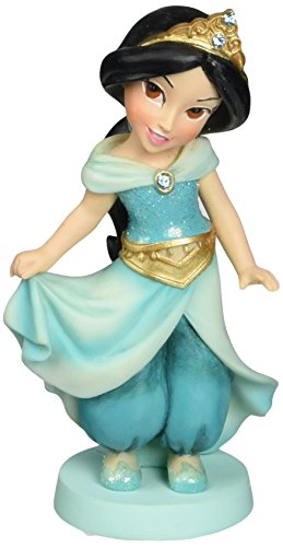 "Enesco Disney Showcase Little Princess Jasmine from ""Aladdin"" Stone Resin ()"