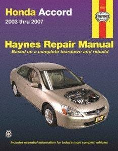 Honda Accord 2003-2007 ()
