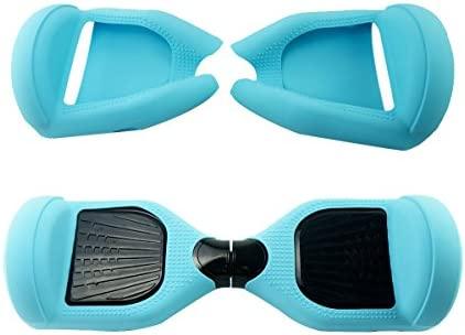 360° Hover Boards Protectora Cubierta Carcasa Funda de Silicona para 6.5