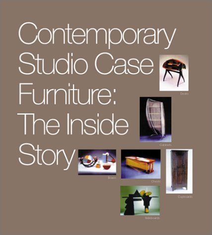 Contemporary Studio Case Furniture: The Inside Story by Virginia T. Boyd (2002-06-15) (Contemporary Furniture Virginia)