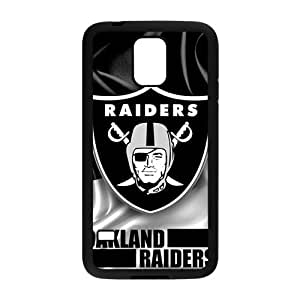 Oakland Raiders Te Design Design Hard Case Cover Protector For Samsung Galaxy S5