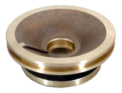 Pentair 070906 Brass Adapter Seal Flange Replacement C-Series C-52 Commercial Bronze Pool and Spa Pump