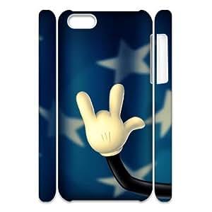 LZHCASE Design Diy hard Case Rock & Roll For Iphone 4/4s [Pattern-1]