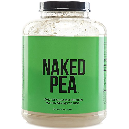 Pea Protein Isolate from North American Farms 5 Pounds