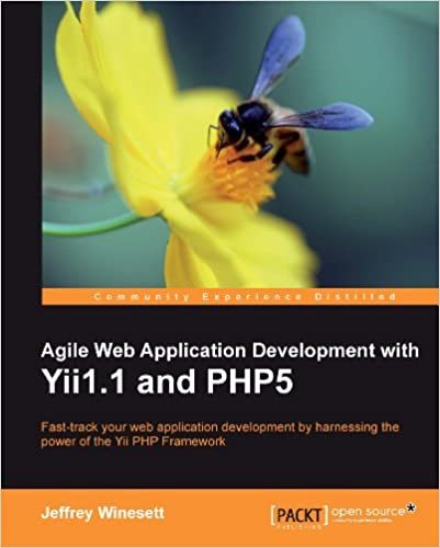 Agile web application development with yii1. 1 and php5.