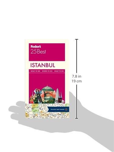 Fodor's Istanbul's 25 Best