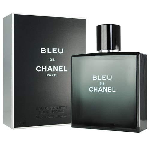 Bleu De Châněl Eau De Toilette for Men Spray 3.4 OZ/ 100 ML