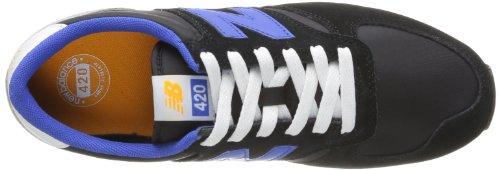 New Balance U420 D 14E 357141-60 Herren Sneaker Mehrfarbig (SNBO BLACK/BLUE 8)
