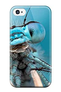 Alicia Russo Lilith's Shop 6066310K64805216 New Dragonfly Tpu Cover Case For Iphone 4/4s