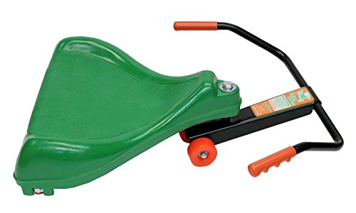 Flying Turtle Original Style ~ an Engineering Marvel Made in USA by Mason Corporation | Completely Assembled Sit-Skate Scooter Best Classic Toy