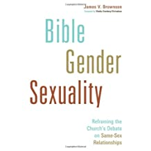Bible, Gender, Sexuality: Reframing the Church's Debate on Same-Sex Relationships