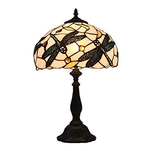WXCG Lámpara de Escritorio LED Lámpara de Mesa de Resina Retro ...