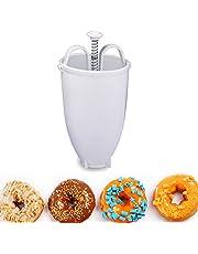 Kitchen Pro Mini Plastic Donut Doughnut Maker For Home