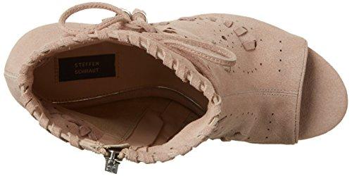 Steffen Schraut Ladies 70 Liberty Avenue Short Boots Beige (rosa)