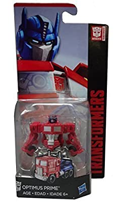 Transformers Legends Class Optimus Prime Action Figure Classics Exclusive