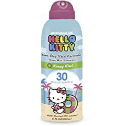 Hello Kitty Continuous Spray, Summer Berry, SPF 30, 5 Ounce