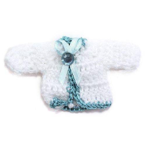 baby shower crochet favors - 1