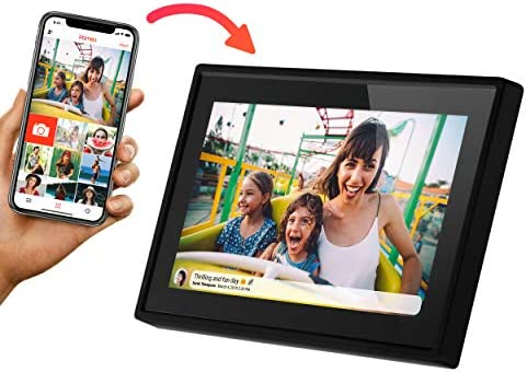 Feelcare 10.1 Inch 16GB Smart WiFi Digital Picture Frame