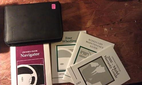 2000 lincoln navigator owners manual guide book lincoln amazon com rh amazon com 1999 Lincoln Navigator 2004 Lincoln Navigator