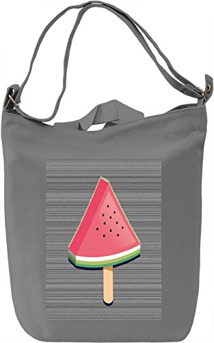 Pop Art Watermelon Borsa Giornaliera Canvas Canvas Day Bag| 100% Premium Cotton Canvas| DTG Printing|