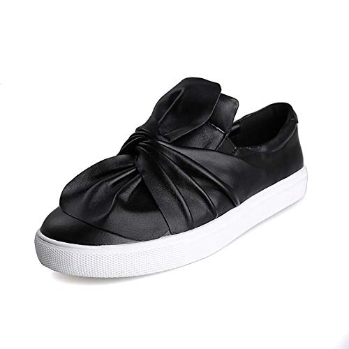 da Comfort in Black donna ZHZNVX Scarpe Sneakers autunno Creepers pelle Bianco Nappa Nero qwBxTUF