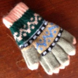 手編み手袋24 M