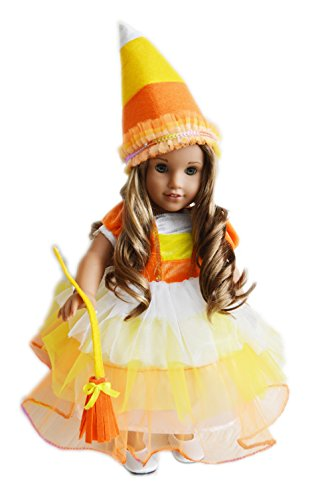 candy corn witch - 6
