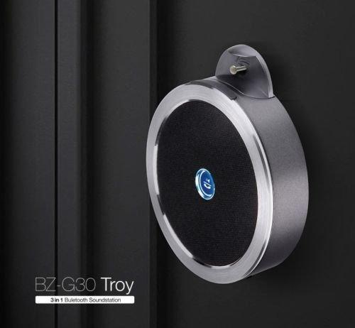 BRITZ BZ-G30 Troy 3 in 1 Bluetooth Soundstation Speaker by Britz
