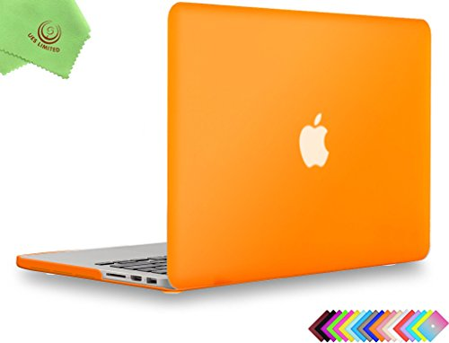 UESWILL Soft-Touch Matte Hard Shell Case for (Late 2012-Early 2015 Version) MacBook Pro 13