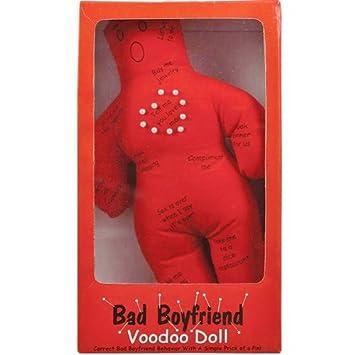 Bad Ex Boyfriend Voodoo Doll Novelty Toy Birthday Christmas Gift Amazoncouk Toys Games