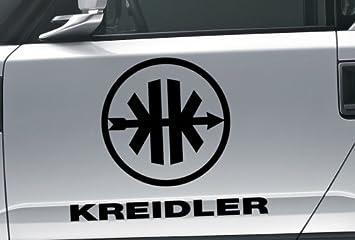Aufkleber Kreidler Logo S Amazonde Auto