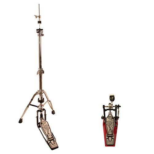 ChromaCast Pro Series Double Braced Hi Hat Stand and Chain Drive Pedal (CC-PS-900-KIT-6