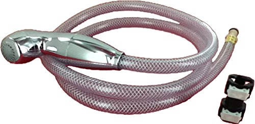Side Spray - Moen 136103C Hose And Spray