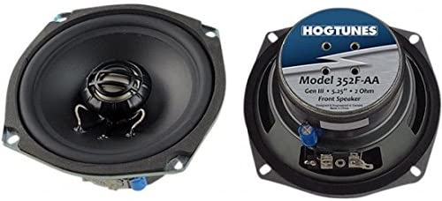 / HOGTUNES 44050325 / 352/ F-aa/  Generation 3/ replacement Speakers 5.25/