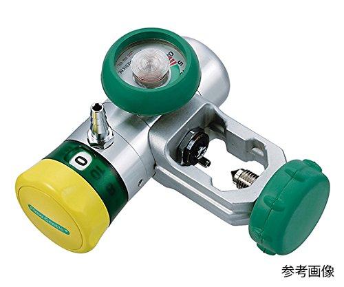 小池メディカル7-4831-26フロージェントルプラス(P型G型Y型酸素流量調整器)ヨーク式ボンベ用0~10L/min   B07BD2JCNX