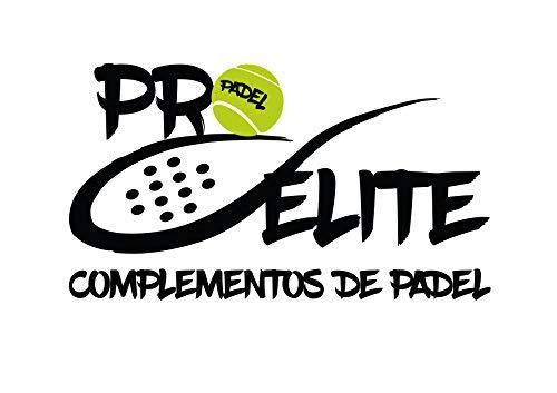 Protector Básico Pro-Elite para Padel Padel (Transparente): Amazon ...