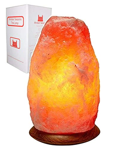Salt lamp that fights electromagnetic radiation