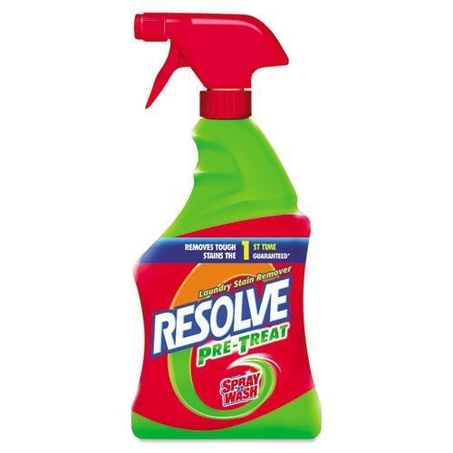 RECKITT BENCKISER PROFESSIONAL 00230EA Spray N` Wash Stain Remover, Liquid, 22 oz, Trigger Spray Bottle