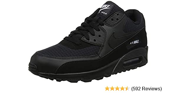 brand new 8aa7d 44ac1 Amazon.com  Nike Mens Air Max 90 Essential Low-Top Sneakers  Road Running