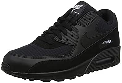 reputable site dd263 86202 Image Unavailable. Image not available for. Color Nike Mens Air Max 90  Essential Running Shoes ...